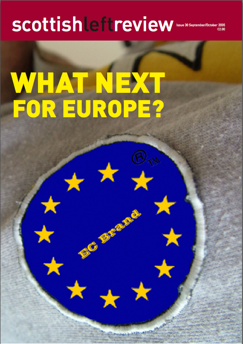 Issue 30: what next for Europe