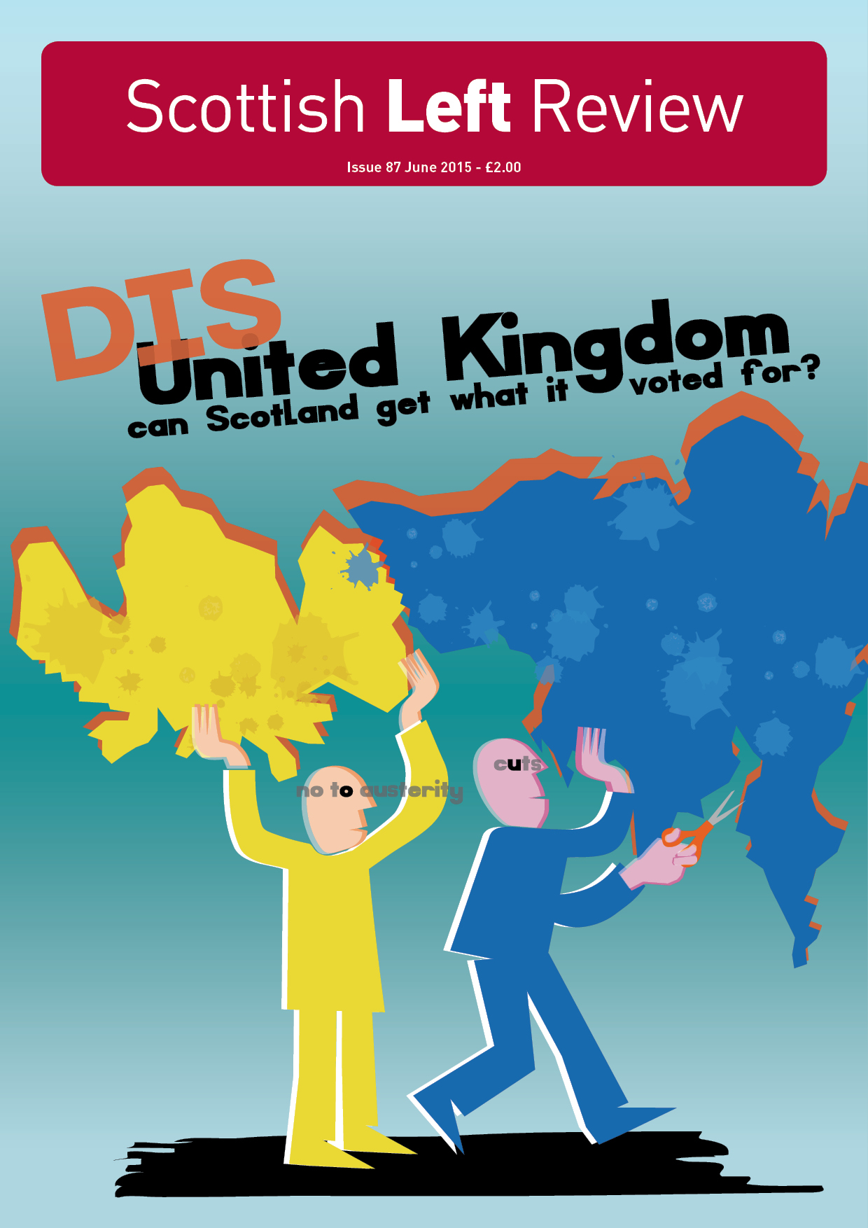 Issue 87: DIS United Kingdom