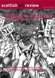 Issue 12: protest in Scotland