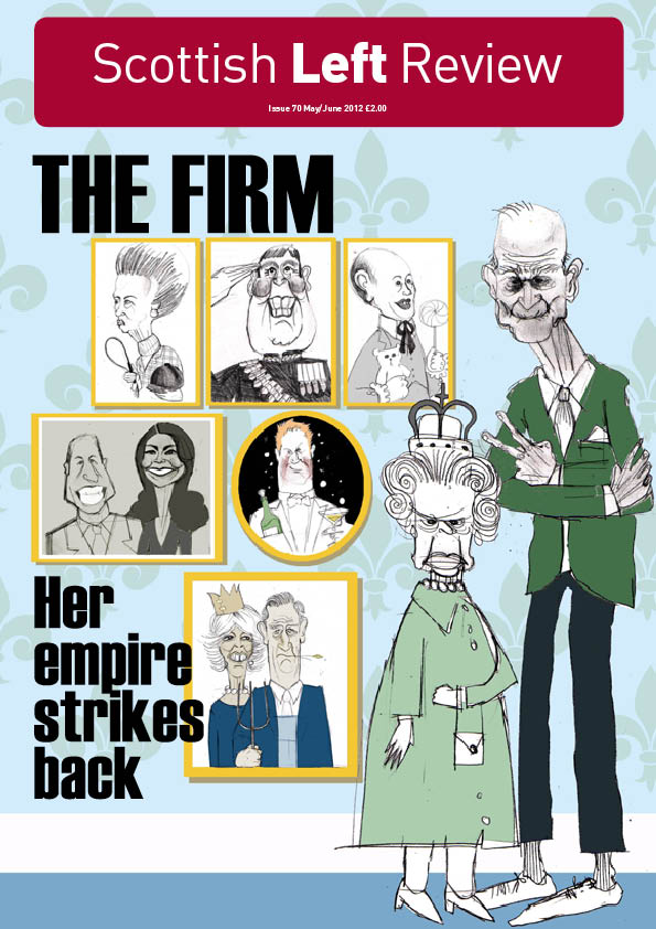 Issue 70: The Firm – Her Empire Strikes Back