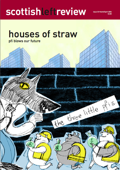 Issue 33: houses of straw