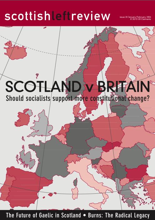 Issue 20: Scotland v Britain