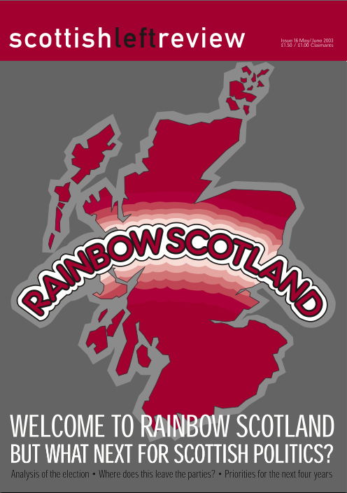 Issue 16: Welcome to Rainbow Scotland