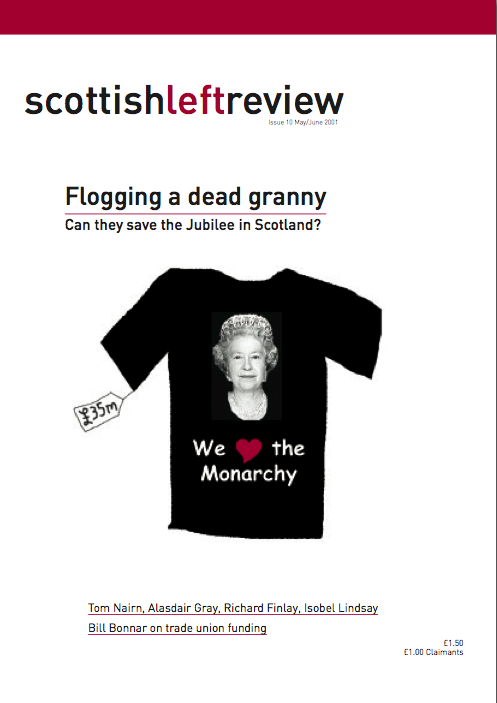 Issue 10: flogging a dead granny