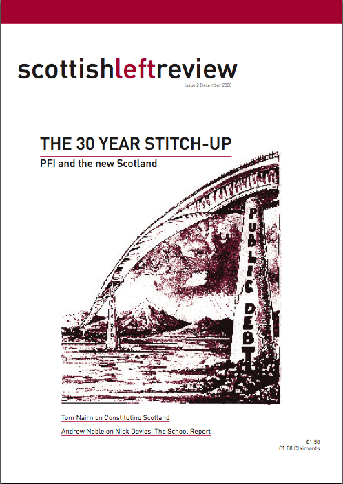 Issue 2: the 30 year stitch-up