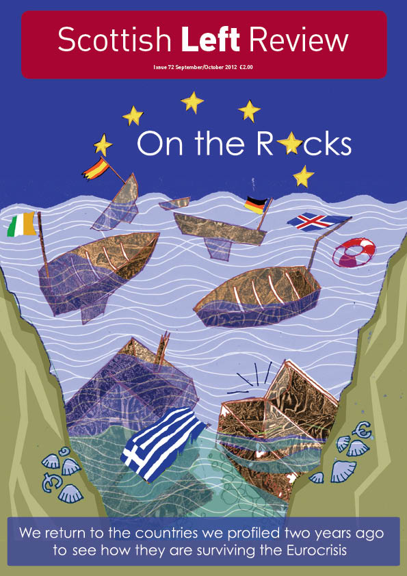 Issue 72: On The Rocks