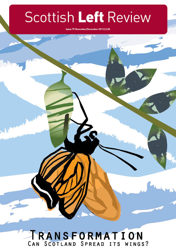 Issue 79: Transformation: can Scotland spread its wings