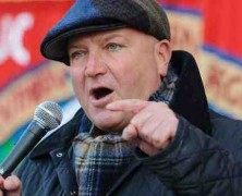 Bob Crow 13 June 1961 – 11 March 2014