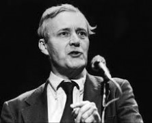 Tony Benn 3 April 1925 – 14 March 2014