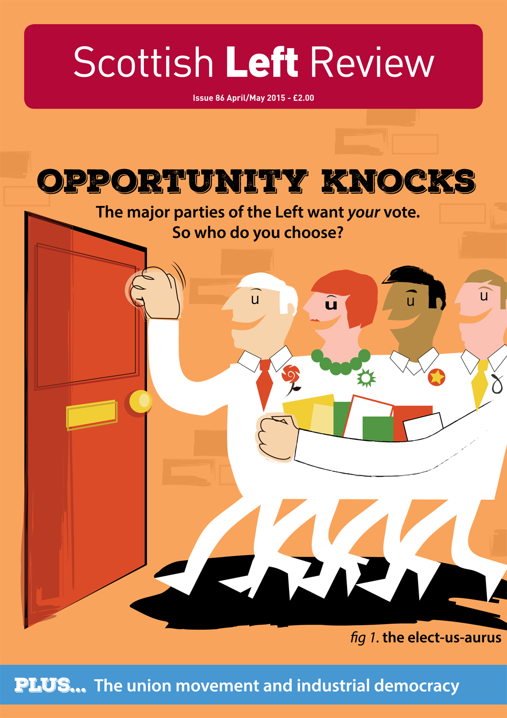 Issue 86: Opportunity Knocks