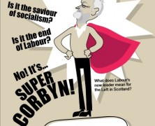 Corbyn: captain of all he surveys?