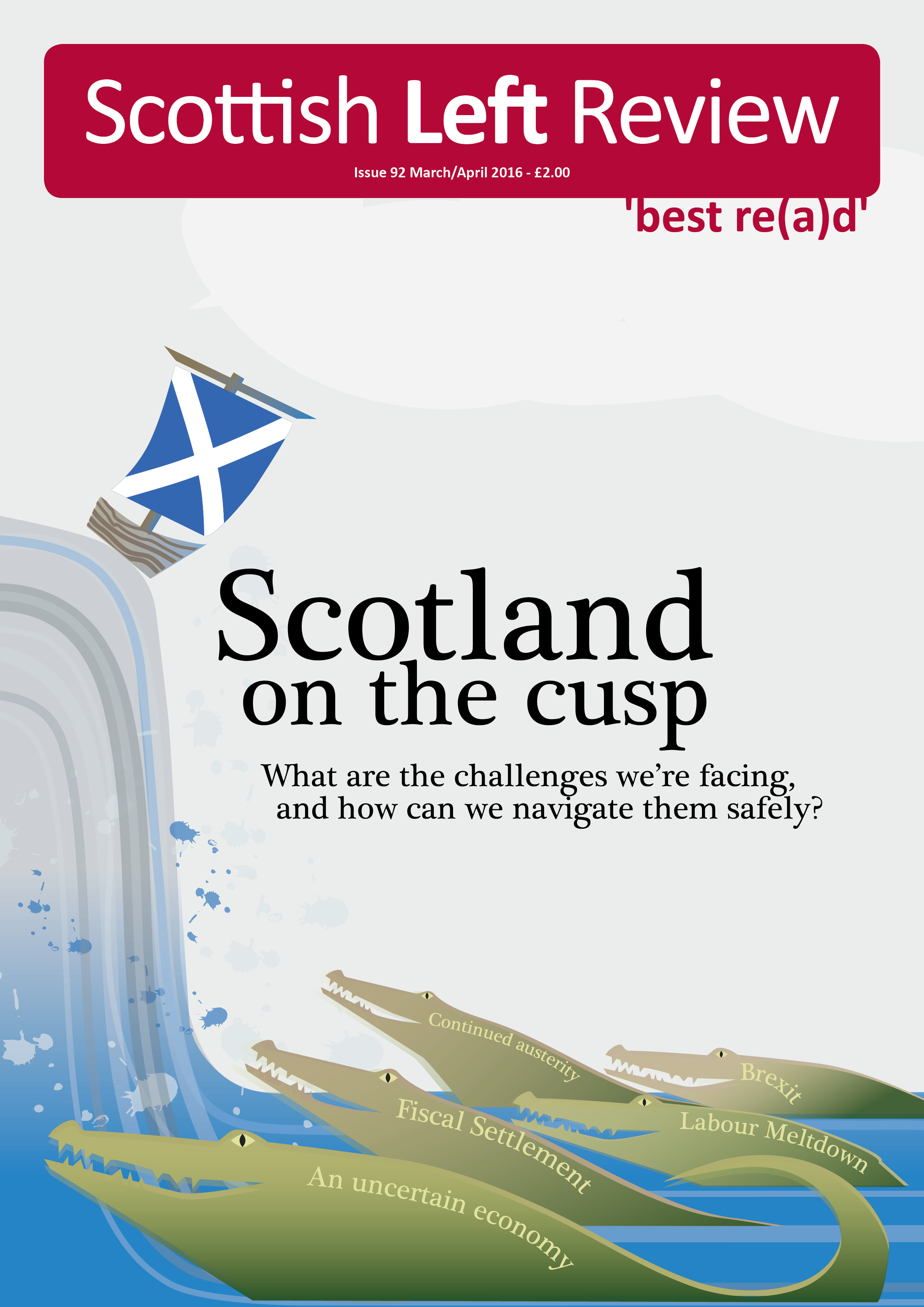 Issue 92 Scotland on the Cusp
