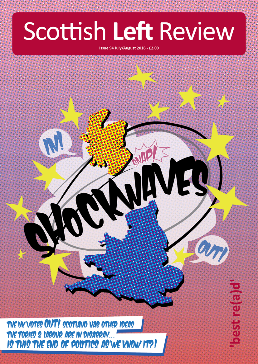 Issue 94: Shockwaves