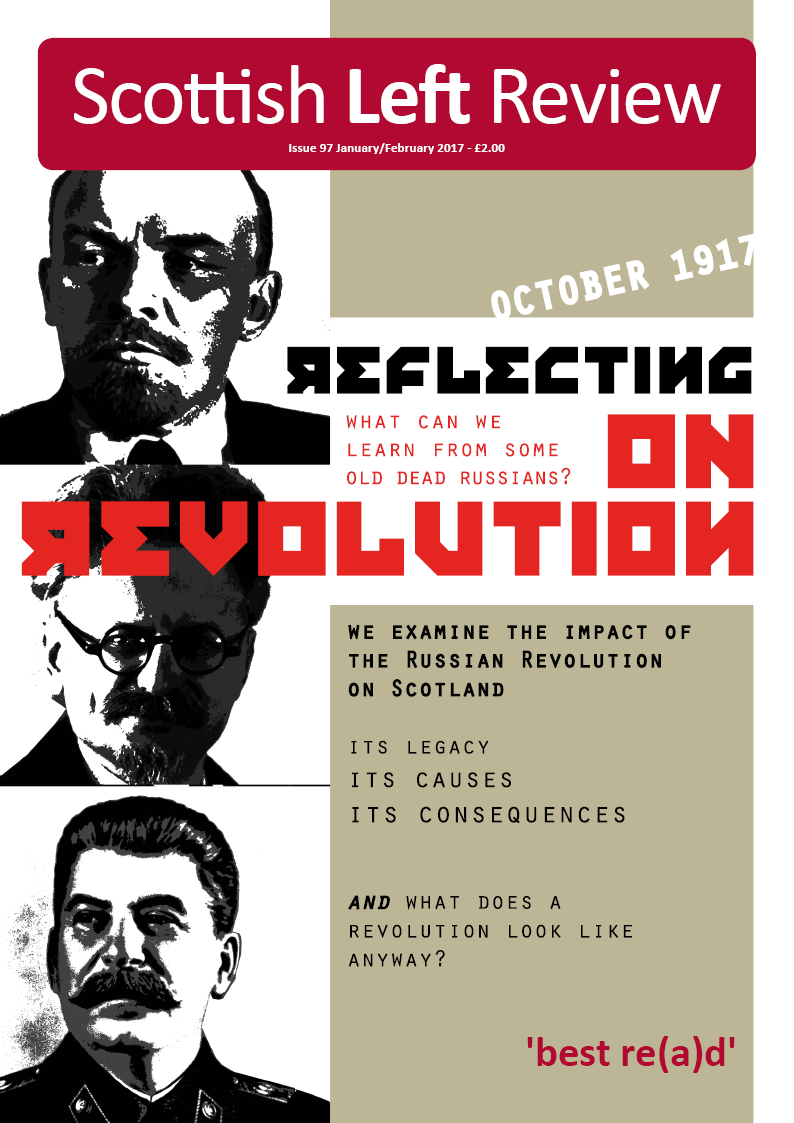 Issue 97   Reflecting on Revolution