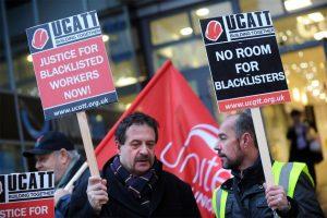 Ucatt-blacklisting-protest
