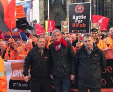 Beating a path to Bute House